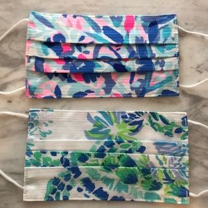 Lilly Pulitzer Mask Lot